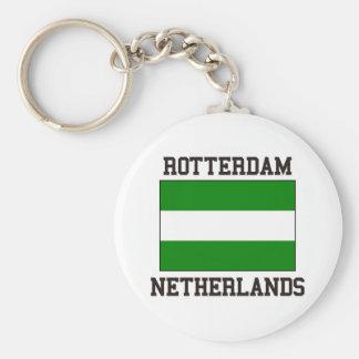Rotterdam Netherlands Key Ring