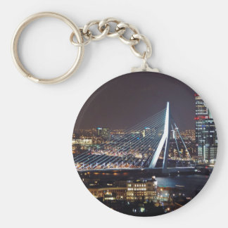 Rotterdam, Netherlands Key Chains