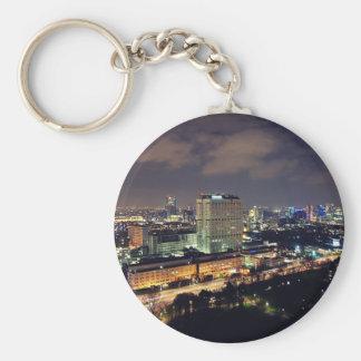 Rotterdam, Netherlands Keychain