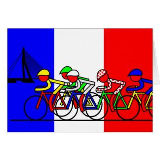 Rotterdam - Tour de France Card
