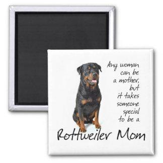 Rottie Mom Magnet