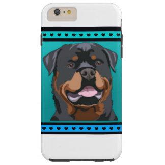 Rottie Tough iPhone 6 Plus Case