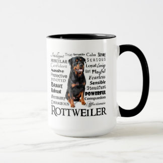 Rottie Traits Mug