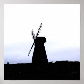 Rotting Dean Windmill Poster