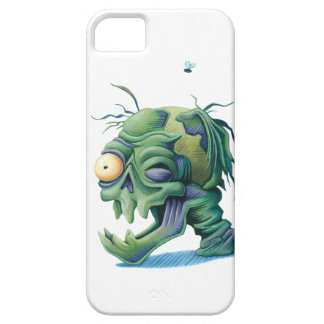 Rotting Head Skull for Halloween iPhone 5 Covers
