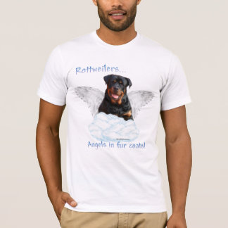 Rottweiler Angel T-Shirt