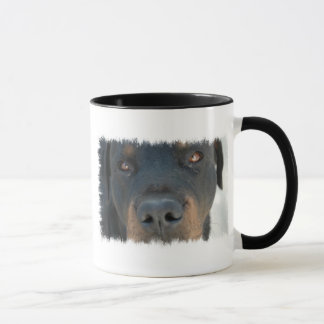 Rottweiler Ceramic Coffee Mug