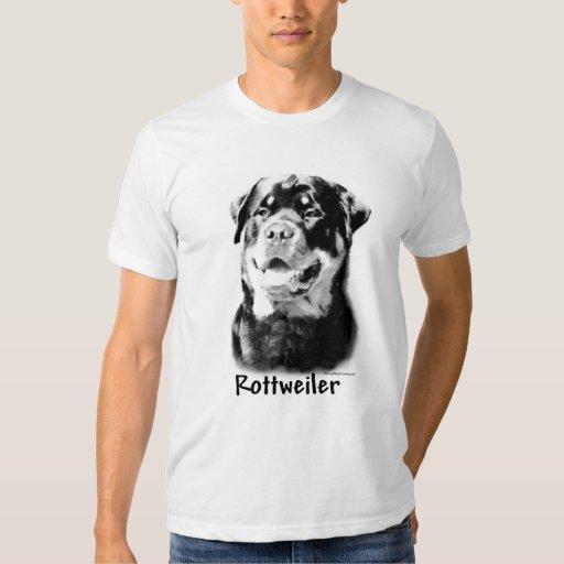 Rottweiler Charcoal Tshirt