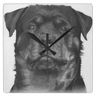 Rottweiler Clocks