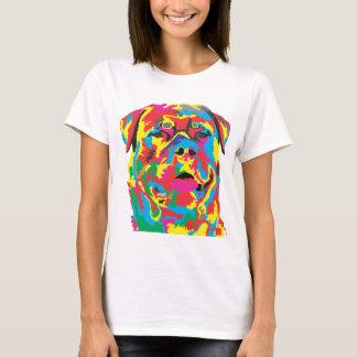 rottweiler color T-Shirt