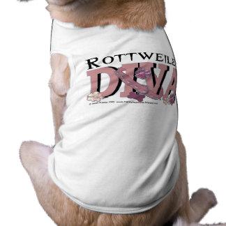 Rottweiler DIVA Shirt