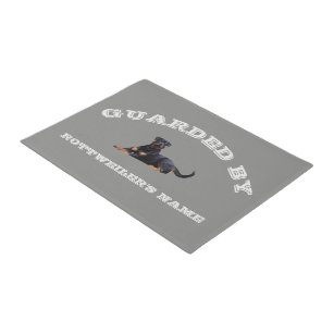 Dog Breed Doormats Amp Welcome Mats Zazzle Co Uk
