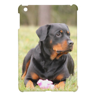 Rottweiler Dog Cover For The iPad Mini
