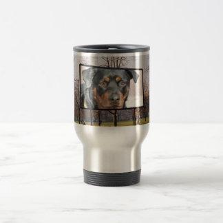 Rottweiler Dog Mug