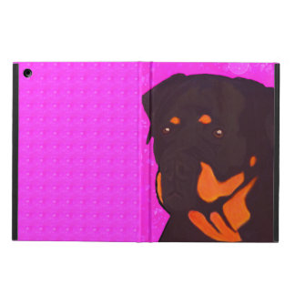 Rottweiler iPad Air Covers