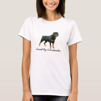 Rottweiler Ladies T-Shirt