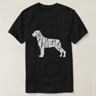 Rottweiler Letters T-Shirt