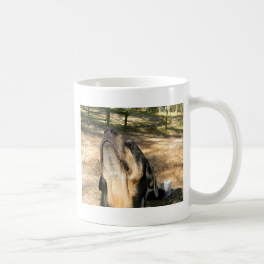 Rottweiler Love Coffee Mug