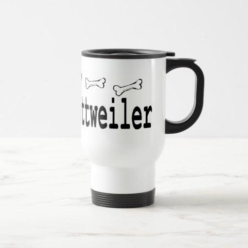 Rottweiler Lovers Gifts Mugs