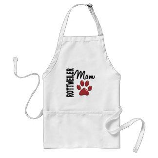 Rottweiler Mom 2 Aprons