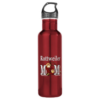 Rottweiler Mom 710 Ml Water Bottle