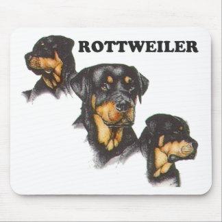 Rottweiler Mouse Mat