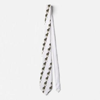Rottweiler necktie