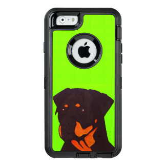 Rottweiler OtterBox iPhone 6/6s Case