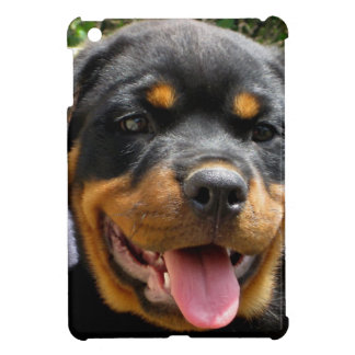 Rottweiler puppy face Dog Cute iPad Mini Covers