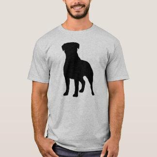 Rottweiler Silhouette T-Shirt