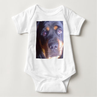Rottys R Pussycats Baby Bodysuit