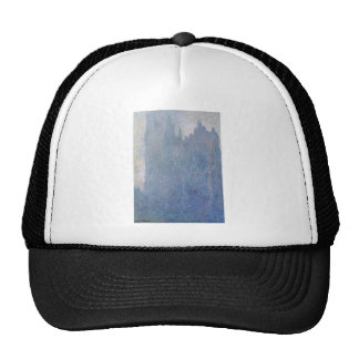Rouen Cathedral in the Fog by Claude Monet Cap