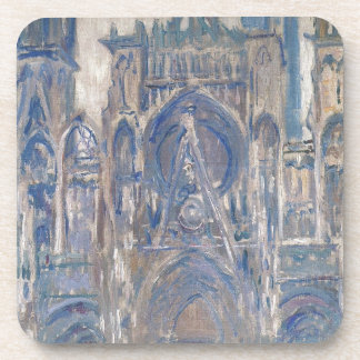 Rouen Cathedral, Study of the Portal by Claude Drink Coaster