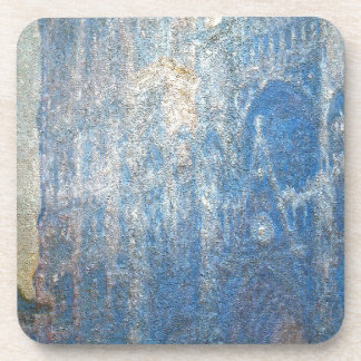 Rouen Cathedral, the Portal and the tour d'Albane, Beverage Coasters