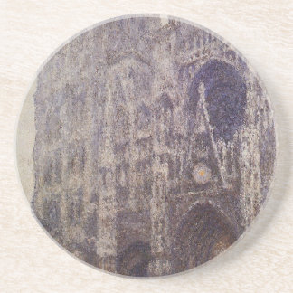 Rouen Cathedral, The Portal and the Tour d'Albene, Beverage Coasters