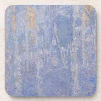 Rouen Cathedral, the Portal, Morning Fog by Claude Coaster