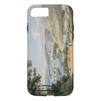 Rouen from Mont Sainte-Catherine (w/c on paper) iPhone 7 Case