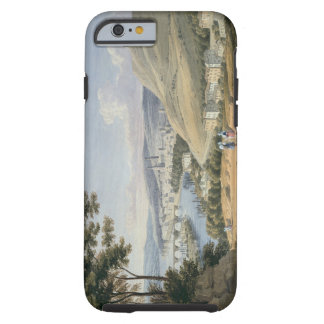 Rouen from Mont Sainte-Catherine (w/c on paper) Tough iPhone 6 Case