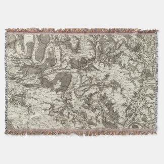 Rouen Throw Blanket