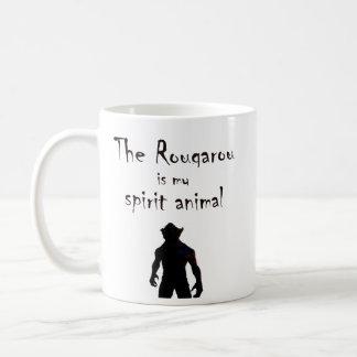 Rougarou Is My Spirit Animal Cajun Werewolf Mug