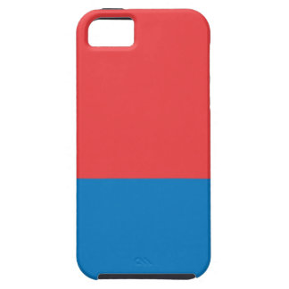 Rouge and Bleu Vibe iPhone 5 Case