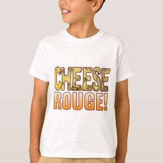 Rouge Blue Cheese T-shirts