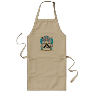 Rouge Coat of Arms - Family Crest Aprons