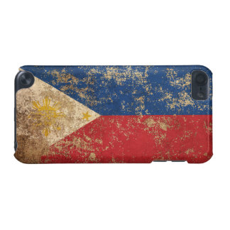 Rough Aged Vintage Filipino Flag iPod Touch 5G Cover