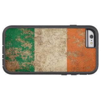 Rough Aged Vintage Irish Flag Tough Xtreme iPhone 6 Case