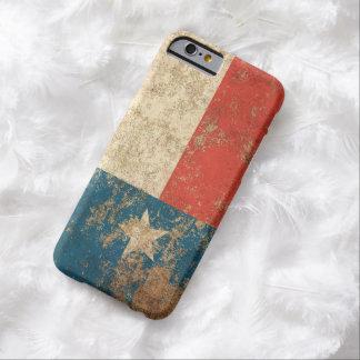 Rough Aged Vintage Texas Flag iPhone 6 Case