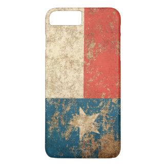 Rough Aged Vintage Texas Flag iPhone 7 Plus Case
