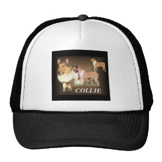 Rough and Smooth Collie Lovers Cap