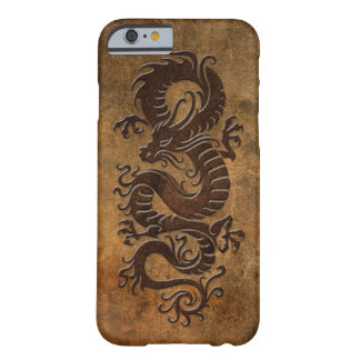 Rough Chinese Dragon Barely There iPhone 6 Case