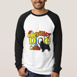 rough collie agility shirts gifts
